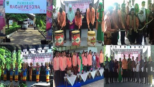 Pembukaan Pameran  Ragam Pesona Kain Tradisional Nusantara  2015