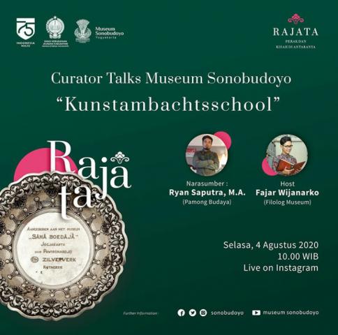 Curator Talks Museum Sonobudoyo