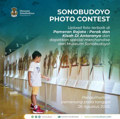 Sonobudoyo Photo Contest