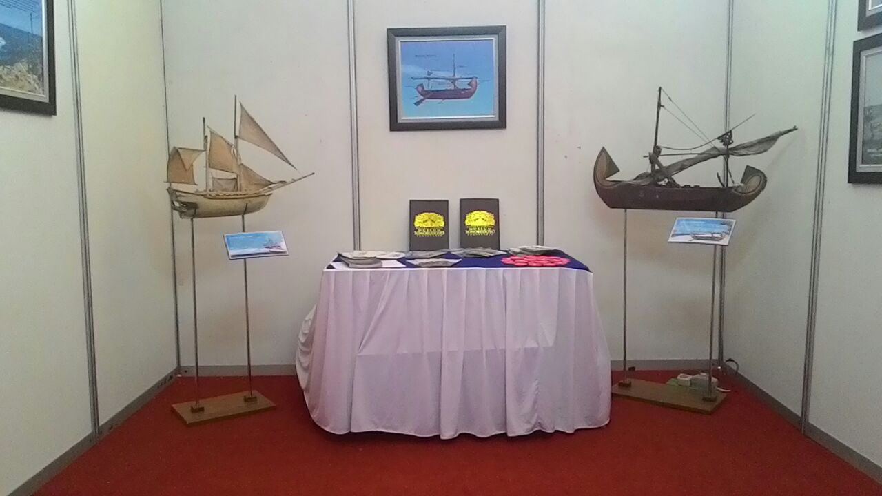 Joint Exhibition Museum Se-Indonesia 2015 In Order Anniversary of Taman Mini
