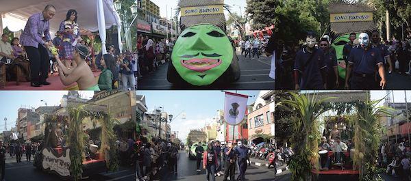 Karnaval Festival Museum se-DIY 2015