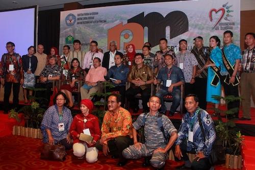 Penutupan Pertemuan Nasional Museum se-Indonesia 2015