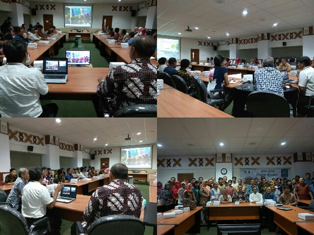 Acara 'Seluk Beluk Profesi Kurator' di Museum Sonobudoyo