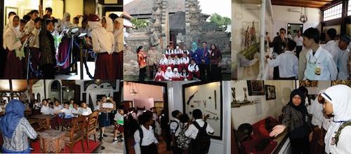 Pengenalan Lingkungan Sekolah (PLS) Di Museum Sonobudoyo