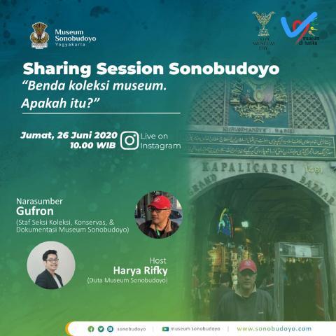 Sharing Session Sonobudoyo