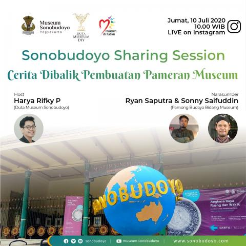 Sonobudoyo Sharing Session