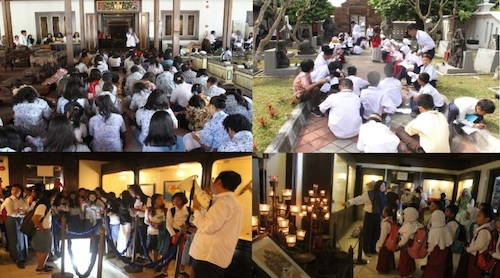 Museum Sonobudoyo Dikunjungi Pelajar Yogyakarta Dalam Rangka PLS 2017