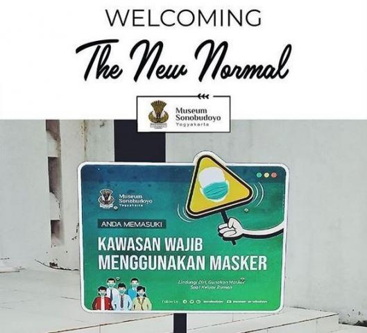"""Menyambut """"New Normal"""""""