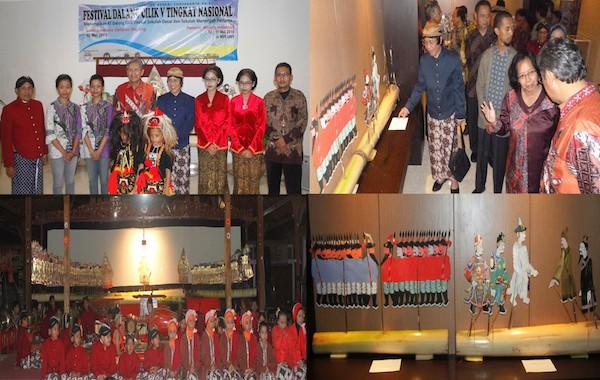 Festival Dalang Cilik V Tingkat Nasional 2015 Universitas Negeri Yogyakarta