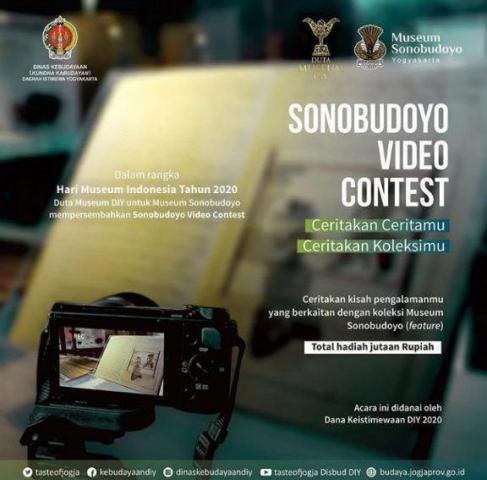 Sonobudoyo Video Contest