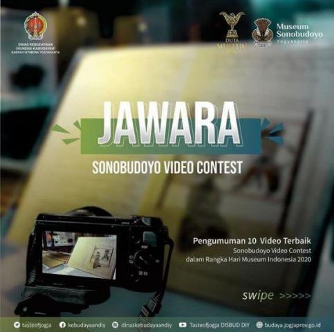 JAWARA Sonobudoyo Video Contest