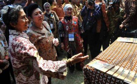 Sonobudoyo Seasons City Trade Fairs in Jakarta Mall