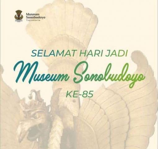 Selamat Hari Jadi Museum Sonobudoyo ke-85