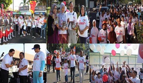 Jalan Sehat Dalam Rangka International Museum Day (IMD) 2015