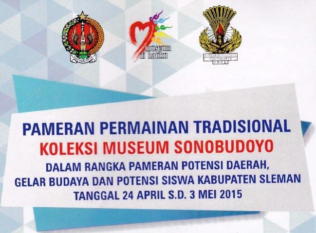 Pameran Potensi Daerah , Gelar  Budaya dan Potensi Siswa Kabupaten Sleman 2015