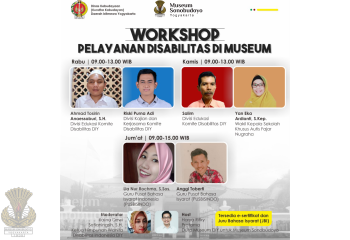 Workshop on Disability Services at the Museum