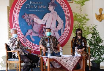 Akulturasi Budaya Dalam Pameran Cina Jawa